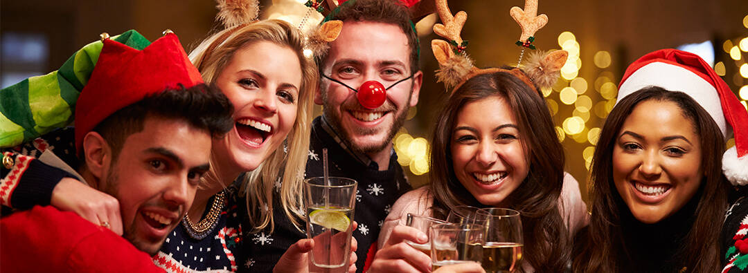 Minibus Hire For Christmas Party
