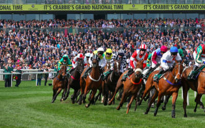 Minibus Hire To The Grand National At Aintree Racecourse