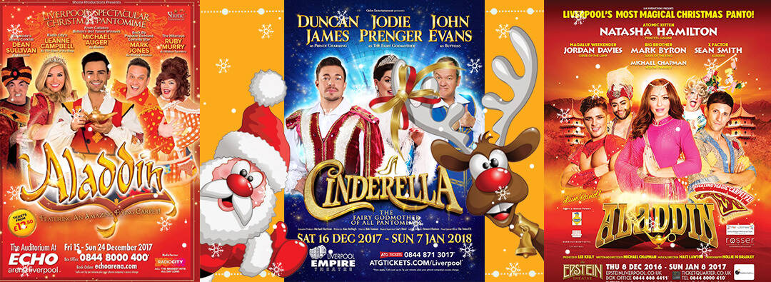 Hire a Minibus to Take Your Family and Friends to a Christmas Pantomime