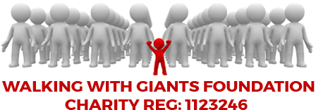 Walking With Giants Foundation Logo